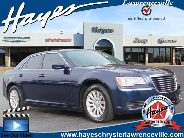 Certified Pre-Owned 2013 Chrysler 300 Base