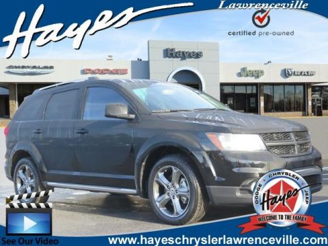Certified Pre-Owned 2017 Dodge Journey Crossroad